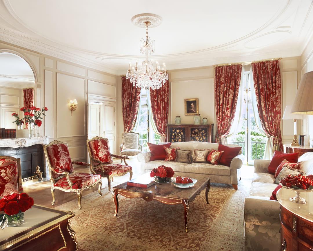 Suite Le Meurice Paris