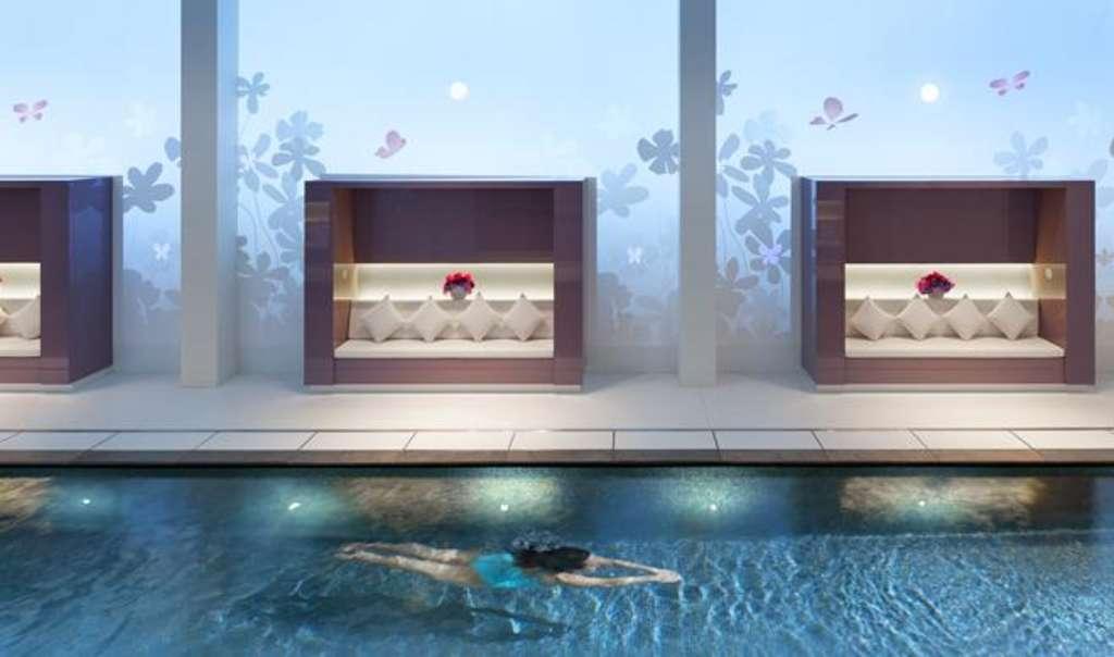 The Spa at the Mandarin Oriental, Paris