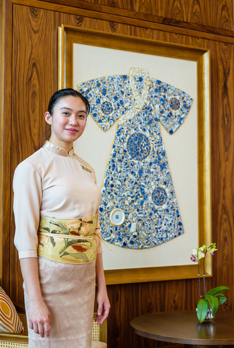 Asian influences at Mandarin Oriental Jumeira