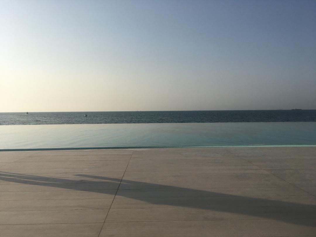 Burj Al Arab, Infinity Pool