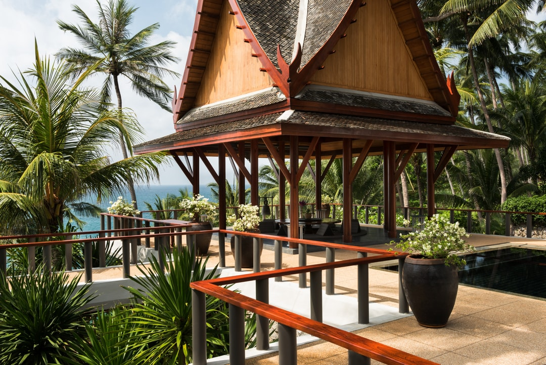 Amanpuri Villa Pavilion Terraces